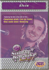 Sunfly Karaoke DVD Elvis (DVD)