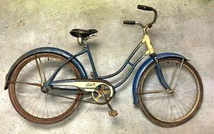 Columbia Crescent step-thru bike