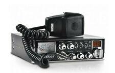 CB Mobile Radio Sunker Elite Four 40 Channel SWR 4W AM 26.960 27.405 MHz Galaxy