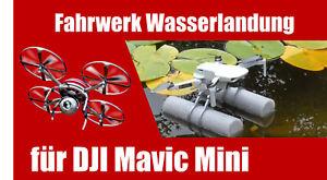 Fahrwerk für DJI Mavic Mini - Floating Halterung Wasserlandung