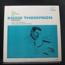 Eddie Thompson / Lundberg, L. Berryman - Jazz Portrait Of LP Mint- LPR-299 Promo