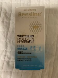 Beesline Whitening  Roll-On Deodorant   Cool Breeze   New