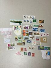 New ListingVintage Worldwide Lot Used Mixed 50+ Postage StampsLots of Countries