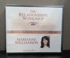 Marianne Williamson:The relationships Workshop   (3 CD Set)  BRAND NEW  DB2600