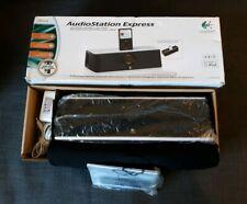 Logitech AudioStation Express Speaker/Charger Dock for iPod 970329-0403 New
