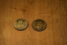 Olympische Spiele 1972, 10 Deutsche Mark, 2 Münzen