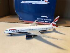 British Airways 787-8 1:400 (Reg G-BDRM) GJBAW822 Gemini Jets