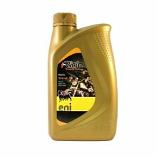 Agip Eni iRide Moto 10W40 1 Litre Synthetic Motorcycle Engine Oil