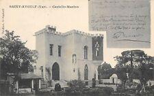CPA 83 SAINT AYGULF CASTELLO MARINO