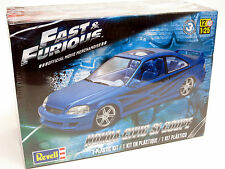 Revell 1/25 Honda Civic Si Coupe Fast & Furious Plastic Model Kit 85-4331 854331