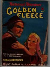 Golden Fleece May 1939 Harold W. McCauley Cvr; E, Charles Vivian,HBJ