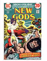 The New Gods #11 (Oct-Nov 1972, DC) - Fine/Very Fine