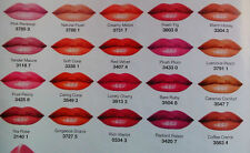 New Avon Lipstick- Free 1st class P&P Various Shades ..Matte,Colour,Bold,Shimmer