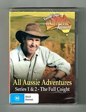 Russell Coight's All Aussie Adventures Series 1 & 2 Dvd 2-Disc Set New & Sealed