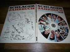 SCHLAGER JAHRBUCH # 1 -- Interviews-Texte-unzählige Fotos // Bildband von 1965