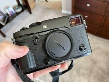 Fujifilm X-Pro2 24MP Mirrorless Digital Camera (Body) - Black