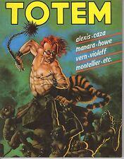 Fumetto TOTEM EDIZIONE NUOVA FRONTIERA ANNO 1982 NUMERO 23