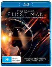 First Man (Blu-ray, 2019), NEW SEALED AUSTRALIAN RELEASE