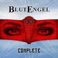 BLUTENGEL - COMPLETE (LIMITED EDITION)   CD SINGLE NEU