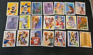 1990-91 NBA Hoops Illustrated