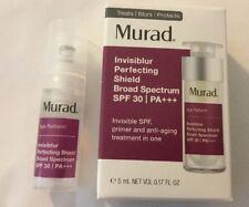 Murad Invisiblur Perfecting Shield SPF 30 PA+++ 0.17 fl. oz Travel Size Mini NIB