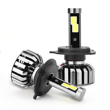 CREE 120W 12000LM LED CAR HEADLIGHT KIT H4 HIGH LOW BEAM REPLACE HALOGEN XENON