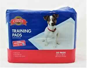 GRREAT CHOICE TRAINING PADS 23''x 24'' 50CT