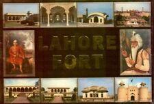 Pakistan Postcard Set Of 10 Royal Lahore Fort Unesco World Heritage
