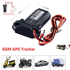 Mini Real Time GPS Tracker Global Locator GSM GPRS Tracking Device Car Pet Kid