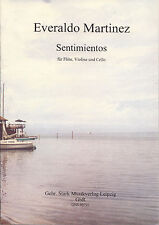 00701 Noten, Flöte, Violine und Cello aus Lateinamerika