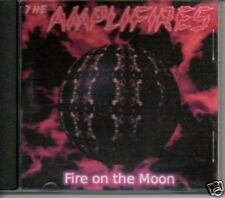 (956B) The Amplifires, Fire On The Moon - DJ CD