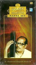 GOLDEN COLLECTION MANNA DEY - NEW BOLLYWOOD SARE GAMA 4CDs SET