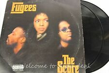 Fugees (Refugee Camp) The Score 2 Records (VG) 12""