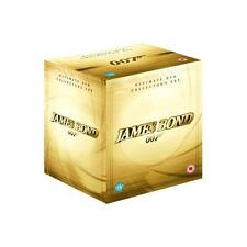 Sealed James Bond Collection Box Set - Special Edition (42 Discs) DVD