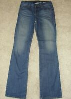 0282f3662d1 Looks New Womens Level 99 Jeans Sz 27 Blue Chloe Boot Cut Stretch Denim  Pants