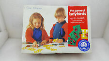 THE GAME OF LADYBIRDS AGE 3-6 YEARS ORCHARD TOYS FIRST GAMES 1975 OLD BOX