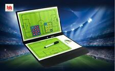 Folder Magnetic Soccer Coaching Board Erase Clipboard Tactical Board Plate Set