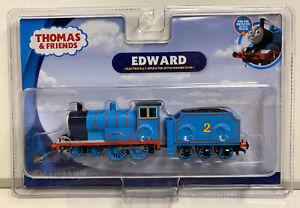 Bachmann HO Scale Thomas & Friends Edward Engine W/ Moving Eyes & Tender #58746