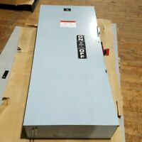GE General Electric TH3365 Disconnect Safety Switch 400A 600V 350HP 3PH CAN SHIP