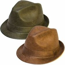 Polyester Trilby Hats for Men
