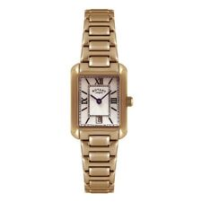 NEW RRP £185 Rotary LB02652-41 Ladies Timepieces Gold Plated Watch