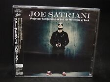 JOE SATRIANI Professor Satchafunkilus And The Musterion Of Rock JAPAN CD
