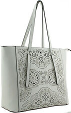 Ladies Womens Fashion Bags Celebrity Bag White Style Handbag Stylish Handbags