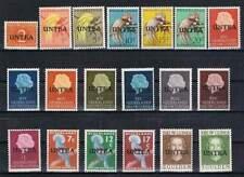 Nederlands West Nieuw-Guinea postfris 1962 MNH 1-19 - Untea