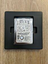 """HGST 500GB 32MB Cache 7200RPM SATA III 6.0Gb/s 2.5"""" Laptop / Macbook Hard Drive"""