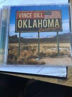 VINCE GILL - OKLAHOMA BORDERLINE (2 CD) NEW CD