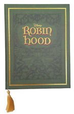 More details for disney store robin hood a4 replica journal hard back large lined notebook foiled