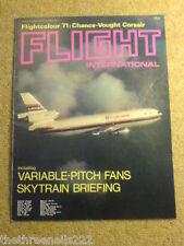 FLIGHT INTERNATIONAL #3345 - SKYTRAIN - 19 April 1973