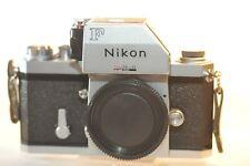 New listing Nikon F Chrome Photomic Ftn finder 35mm Film analog Slr camera