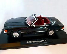 NOREV MERCEDES BENZ 300 SL Cabrio/Soft Top 1:18 BLACK Almost Sold Out! Last  pcs